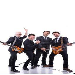 תמונה של להקת הביטלס ישראל